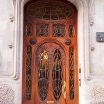 Doors of Barcelona and Valencia