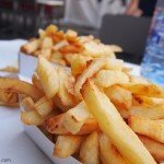 Of Frites and a Belgian Waffle