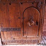 Heidelberg Castle Door