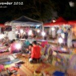Luang Prabang, Laos Night Market