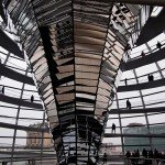 Climbing the Reichstag Building
