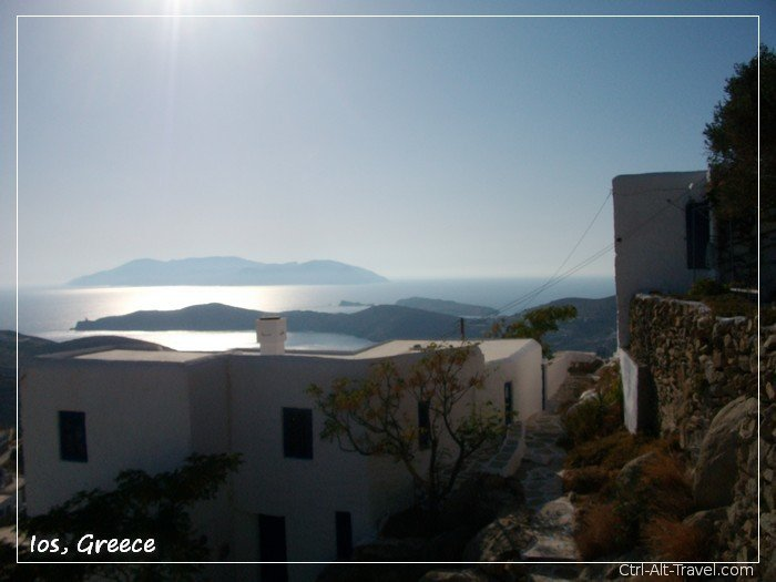 Ios, Greece – Walk with Photos