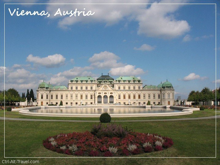 Belvedere Palace – Behind the Postcard