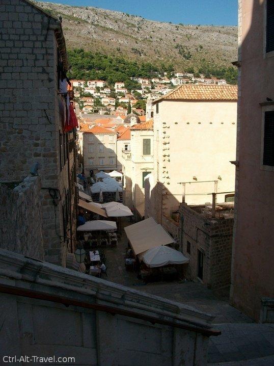 Dubrovnik Vertically