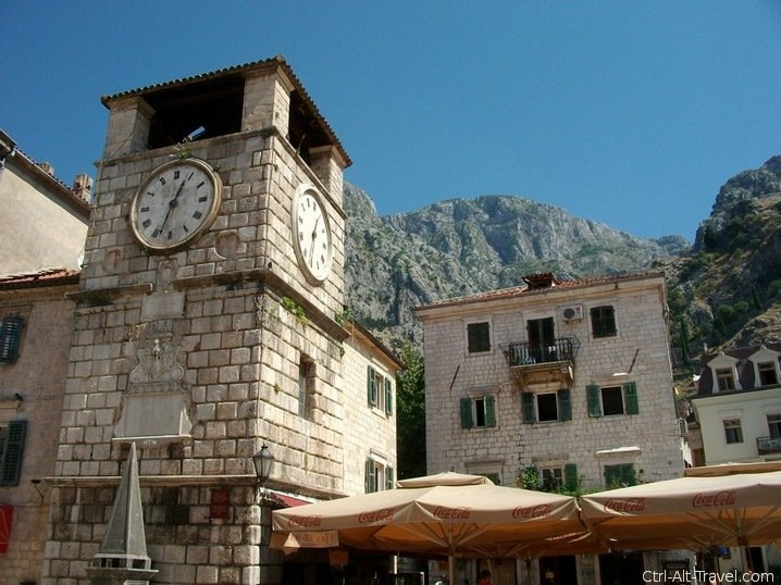 Kotor, Montenegro – Nestled in the Mountains