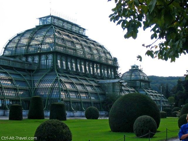 Schoenbrunn Palace – Palm House