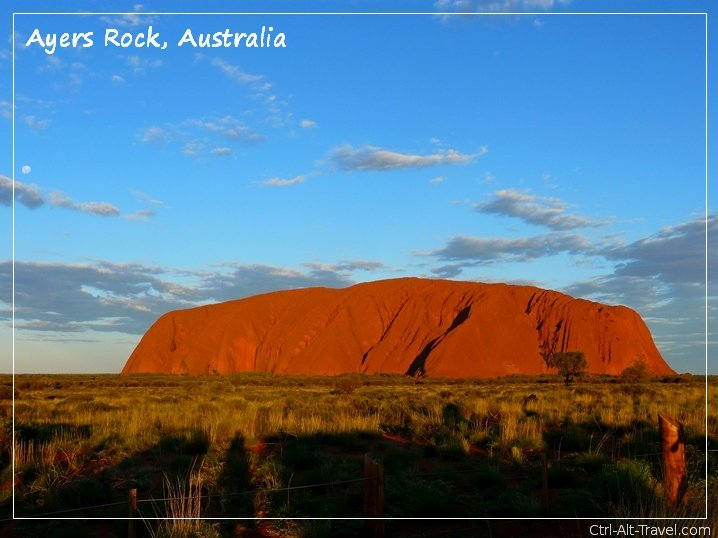 Ayers Rock – Beyond the Postcard