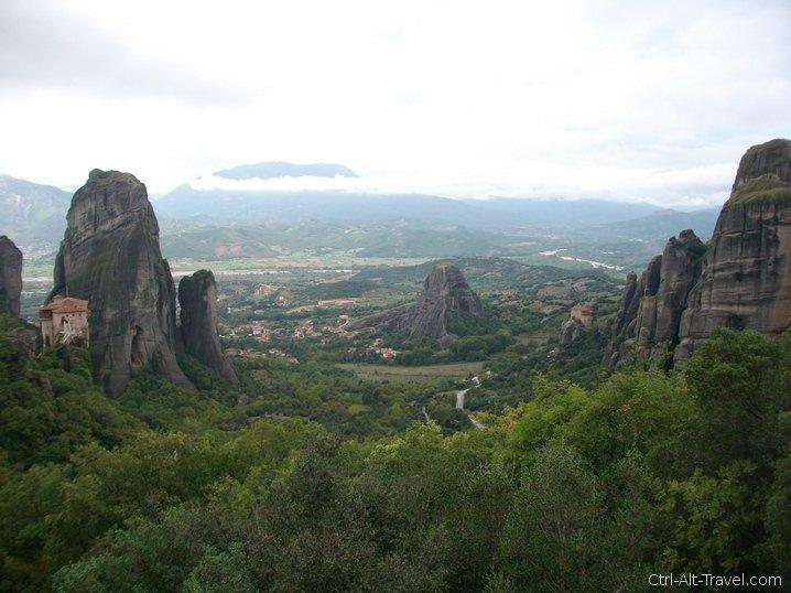 Meteora Valley View