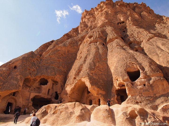 Selime Monastery : Carved into a Mountain