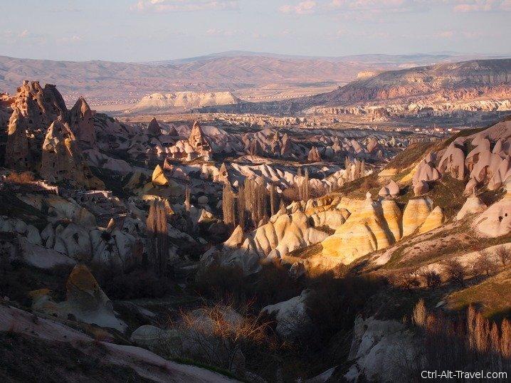 Green Line Tour in Cappadocia