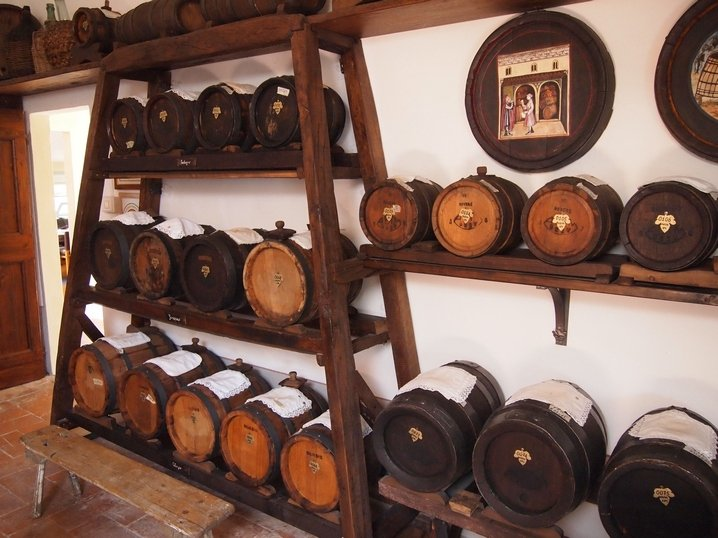 Making Balsamic Vinegar the Traditional Way in Modena