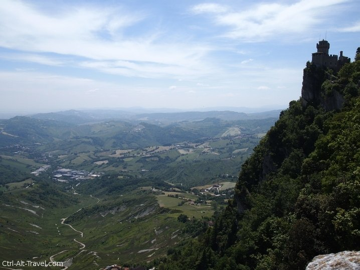 San Marino : Not just a Dot on the Map